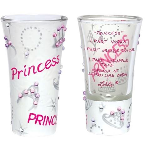 Lolita Princess Shot Glass