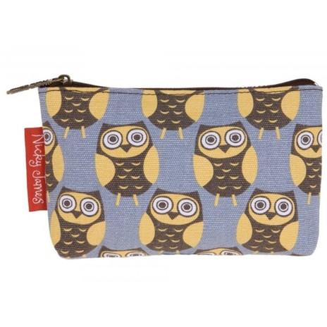 Blue Owl Purse