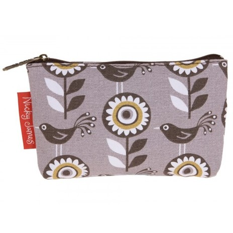 Bloom Grey Purse