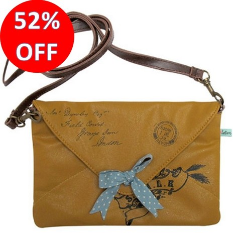 Love Letters Mini Bag, Disaster Designs