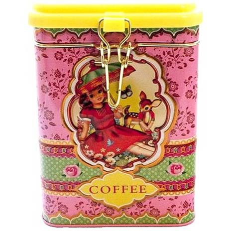 Wu & Wu, Cotton Candy Coffee Tin