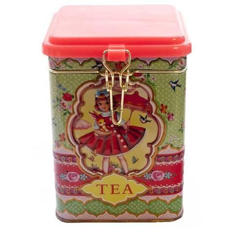 Cotton Candy Tea Tin, Wu & Wu