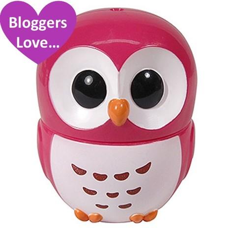 Owl Hand Cream Pink