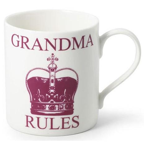 Grandma Rules Mug, Raw Xclusive