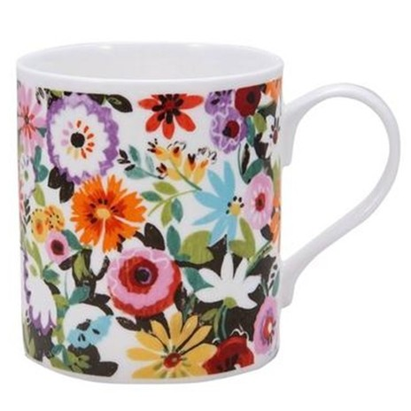 Little Flower Patch Mug