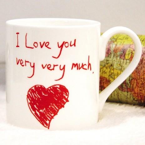 I Love you very very much Mug