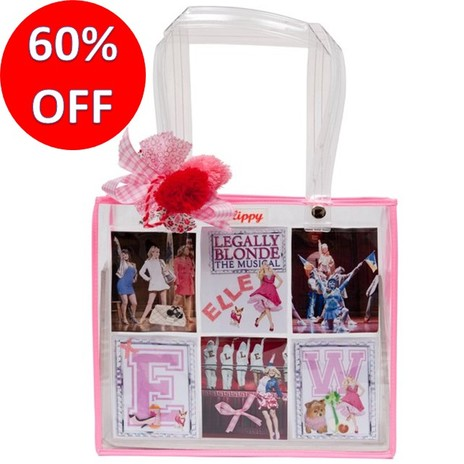 Pink Trim Clippykit Small Bag