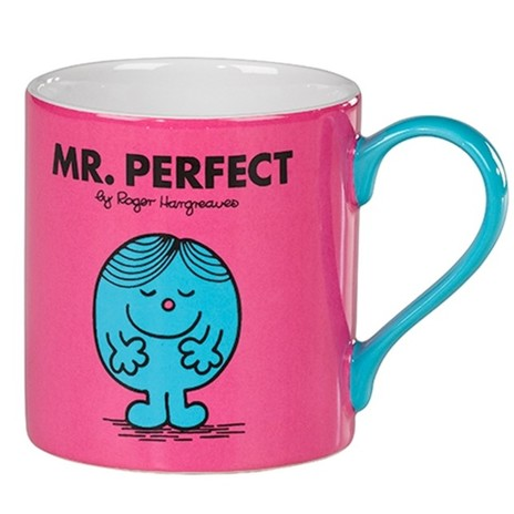 NEW Mr Perfect Mug