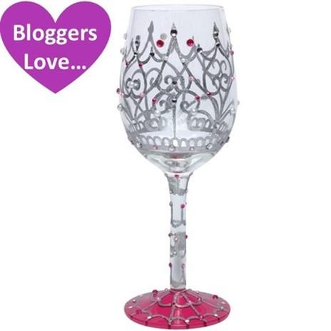 Lolita Wine Glass My Tiara