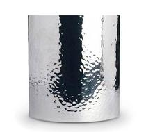 Click to enlarge - Small Hammered Oval Vase, Culinary Concepts
