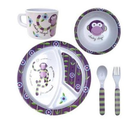 Cheeky Monkey Dinner Set
