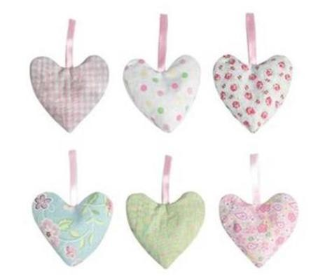 Lavender Scented Heart