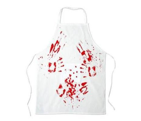 Butchered Apron
