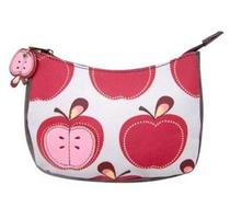 Click to enlarge - Apple Fruit Tree Make Up Bag