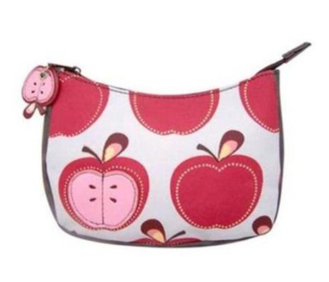Apple Fruit Tree Make Up Bag