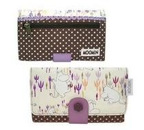 Click to enlarge - Moomin Wallet Flora