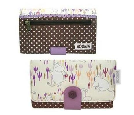 Moomin Wallet Flora