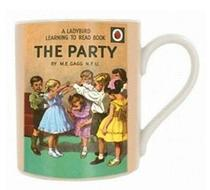 Click to enlarge - The Party Ladybird Mug