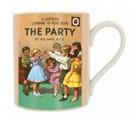 The Party Ladybird Mug