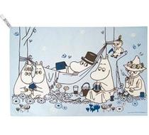 Click to enlarge - Moomin Tea Towel