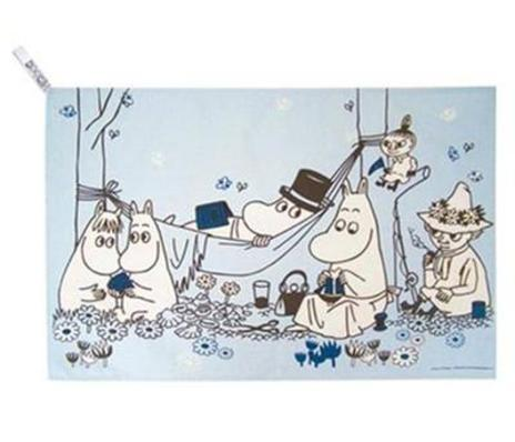 Moomin Tea Towel