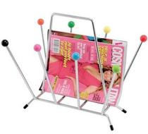 Click to enlarge - Magazine Rack Multi-coloured