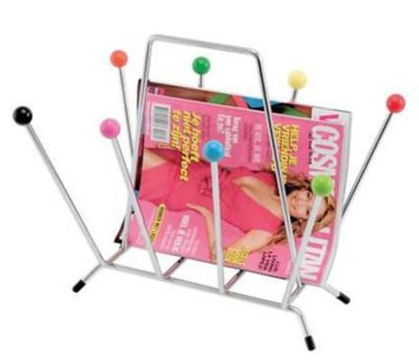 Magazine Rack Multi-coloured