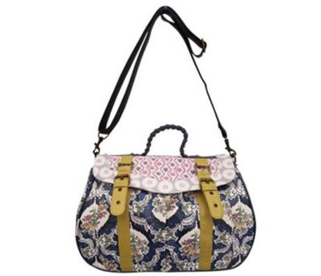 Cotton Candy Alexa Satchel