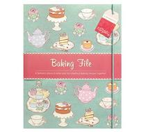 Click to enlarge - Baking Recipe File