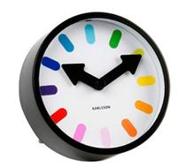 Click to enlarge - Rainbow Karlsson Alarm Clock