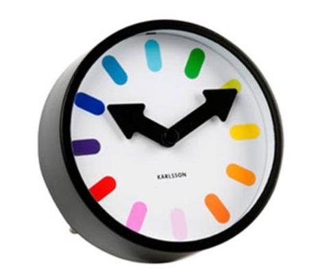 Rainbow Karlsson Alarm Clock
