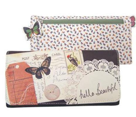 With Love Wallet Disaster Designs
