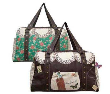 With Love Overnight Bag