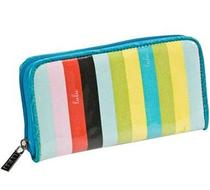Click to enlarge - 50s Stripe Wallet by Lulu Australia