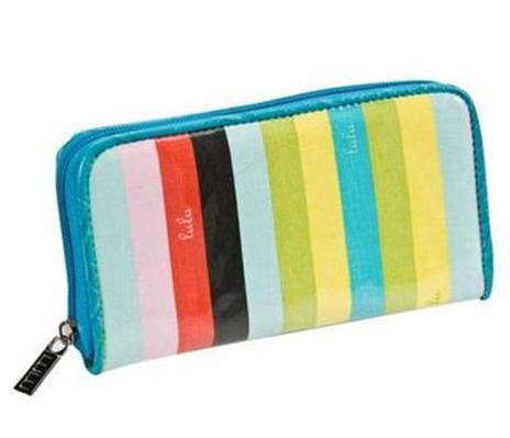 50s Stripe Wallet by Lulu Australia