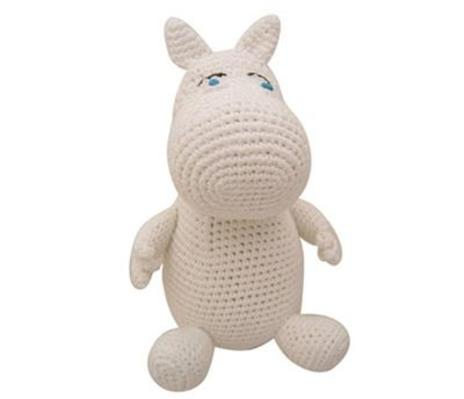 Moomin Crochet Figure