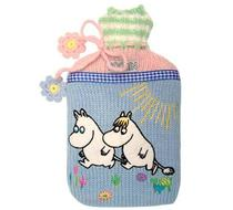 Click to enlarge - Moomin Large Hot Water Bottle