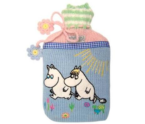 Moomin Large Hot Water Bottle