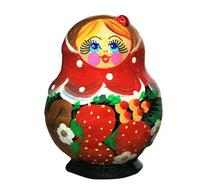 Click to enlarge - Small Russian Doll
