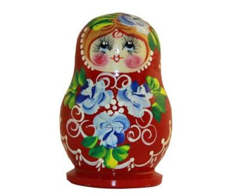 Small Russian Doll 18