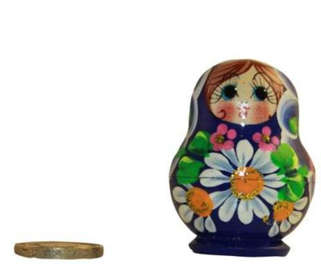 Tiny Russian Doll 9