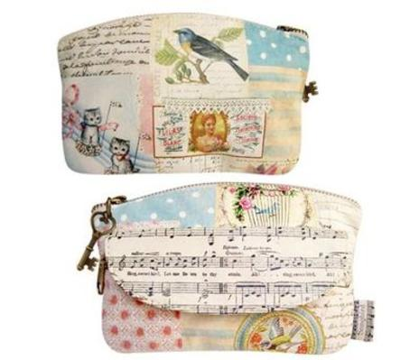 Songbird Make up Bag