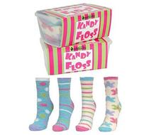Click to enlarge - Kandy Floss Oddsocks