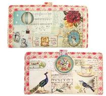Click to enlarge - Song Bird Wallet