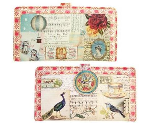 Song Bird Wallet