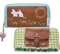Click to enlarge - Moomin Woodland Wallet