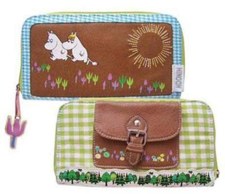 Moomin Woodland Wallet