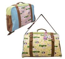 Click to enlarge - Moomin Woodland Overnight Bag