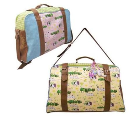 Moomin Woodland Overnight Bag