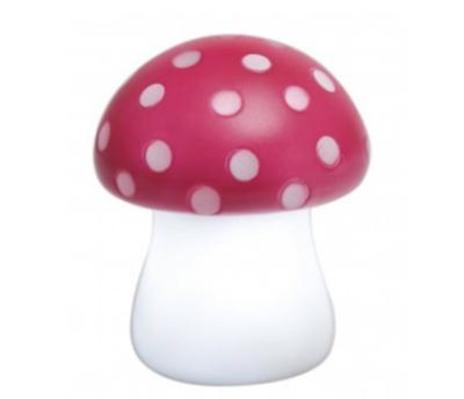 Toadstool Led Night Light